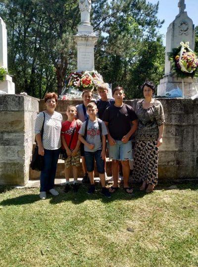 Свищов отбеляза 142 години от освобождението на града - СУ Цветан Радославов - Свищов